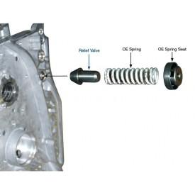 TCC Relief valve 4T65E