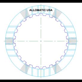 Friction 722.3 K1 Allomatic [5]