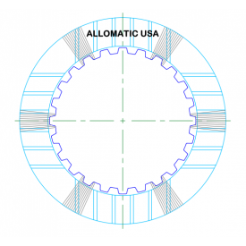 Friction 722.3 K2 Allomatic [5]