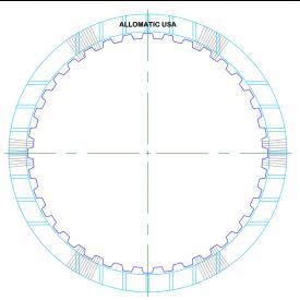 Friction 722.3 B3 Allomatic [5]