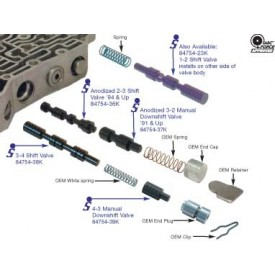 Shiftvalve 3-4 4T60E